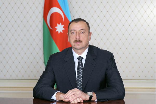 Президент подписал распоряжение в связи с годовщиной геноцида азербайджанцев в 1918 году