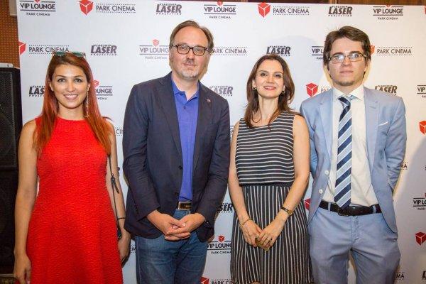 Новый фильм Люка Бессона презентован в лазерном зале Park Cinema
