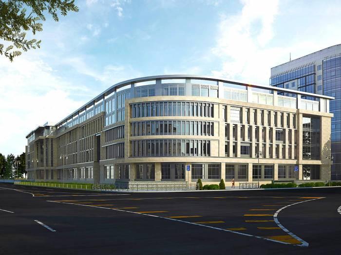 В Баку состоялось открытие школы №20