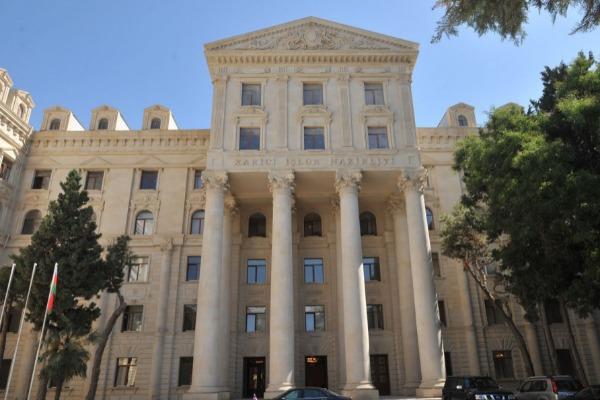МИД Азербайджана: Министр иностранных дел Армении поощряет напряженную ситуацию и провокации