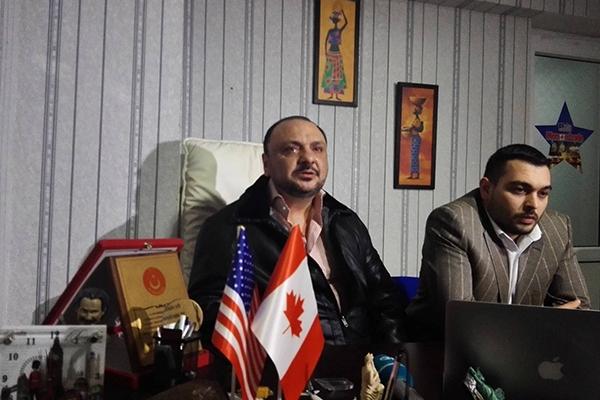 Анар Нагылбаз на пресс-конференции высказался о порно-ролике
