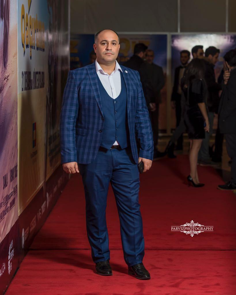 Звезды кино и шоу-бизнеса посетили гала-вечер отечественной комедии Qızqaçırtma
