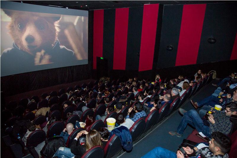 В Баку состоялся пресс-показ фильма «Форма воды» за три дня до мировой премьеры