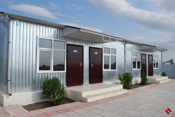 На строительство школ модульного типа в северных районах выделено 6,87 млн. ...