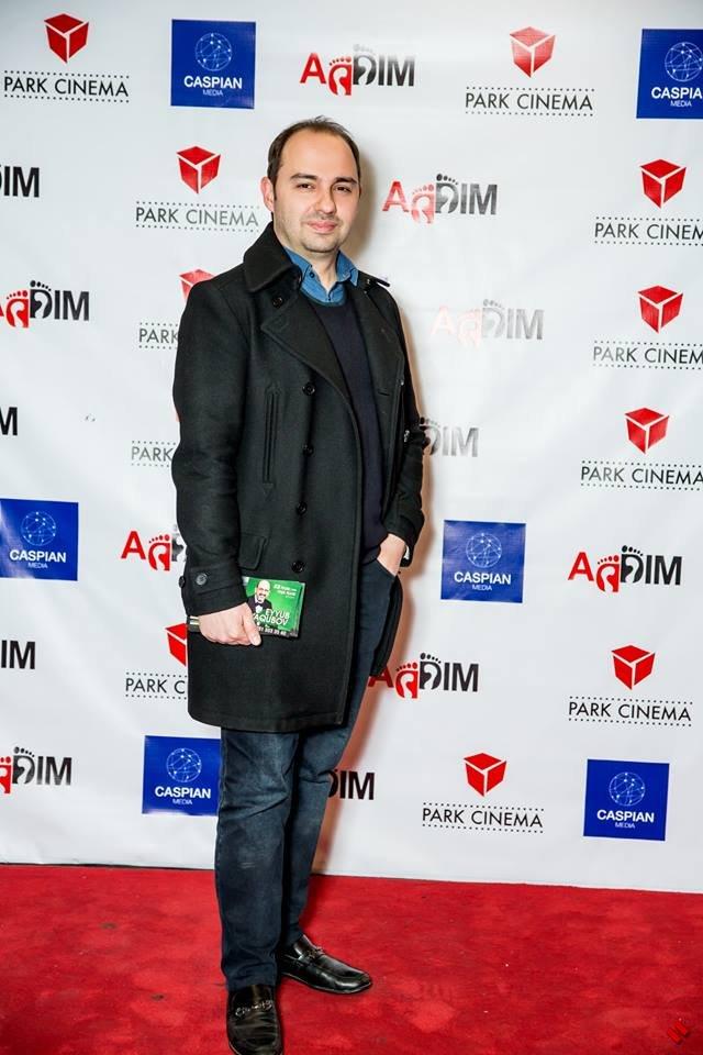 В Баку состоялся показ фильма «50 оттенков свободы»