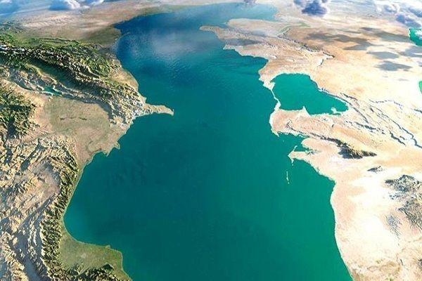 NASA засняла «молочные вихри» в Каспийском море