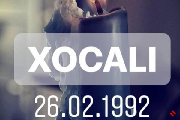 Прошло 26 лет со дня геноцида, учиненного армянами в азербайджанском городе Ходжалы