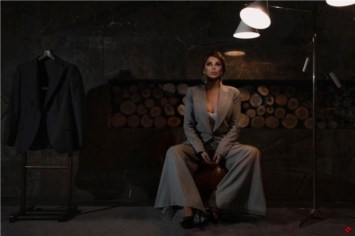 Айгюн Кязимовой в образе независимой женщиной