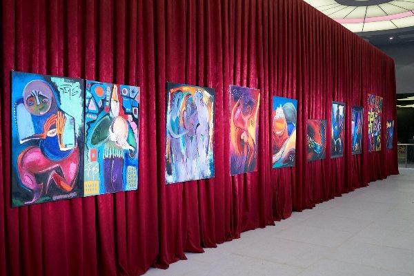 В Баку состоялась выставка