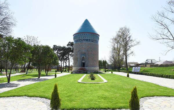 Реконструирована Бардинская гробница и комплекс Торпаггала