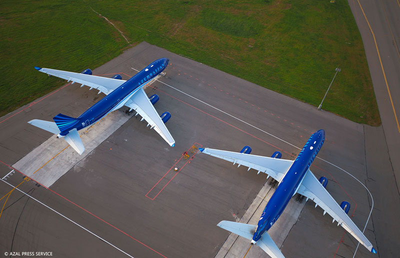 Сразу пять авиакомпаний показали 100%-ную пунктуальность в Международном аэропорту Гейдар Алиев