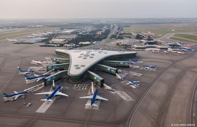 В Баку впервые пройдет Всемирный саммит по аэронавигации CANSO-2020