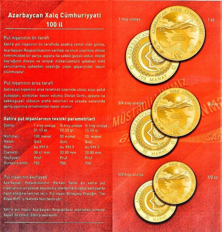 В Баку презентовали новую купюру в 200 манатов