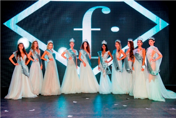 Miss Fashion TV в Rixos Sungate