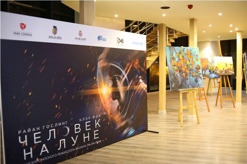"""""""Первый человек на Луне"""" с Райаном Госслингом представлен в Баку"""
