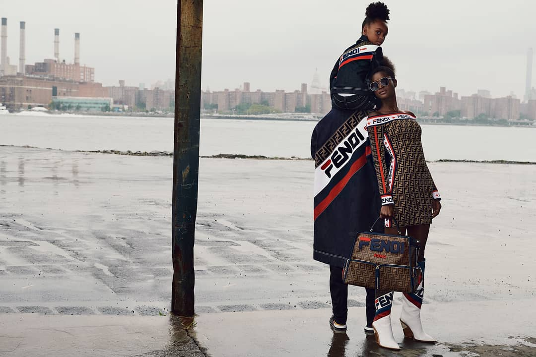 Итальянский дом моды Fendi использовал азербайджанские слова в своей новой рекламной кампании #FendiMania
