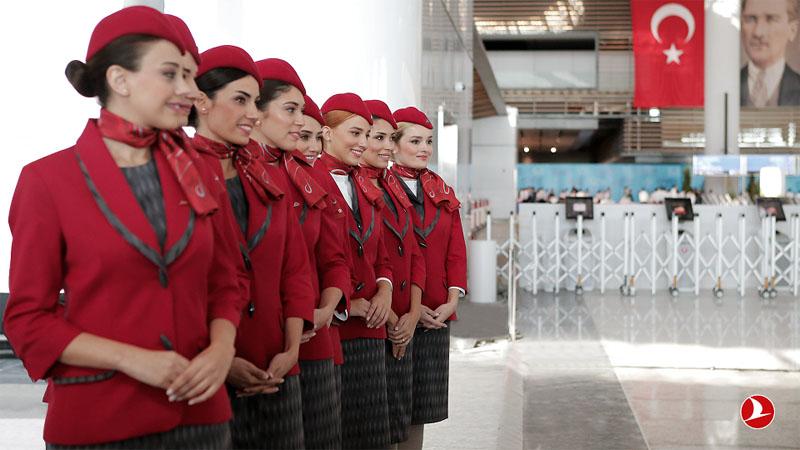 Turkish Airlines до конца года переведет все авиарейсы в Новый аэропорт Стамбула