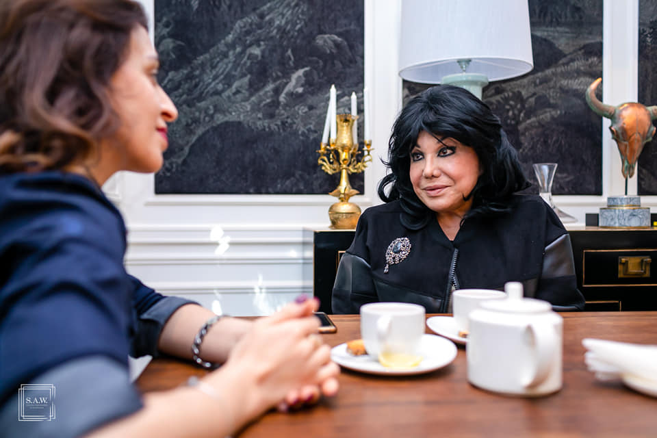 Successful Azerbaijani Women: Bu d?f? u?ur sirrl?ri il? Flora K?rimova b?l???b