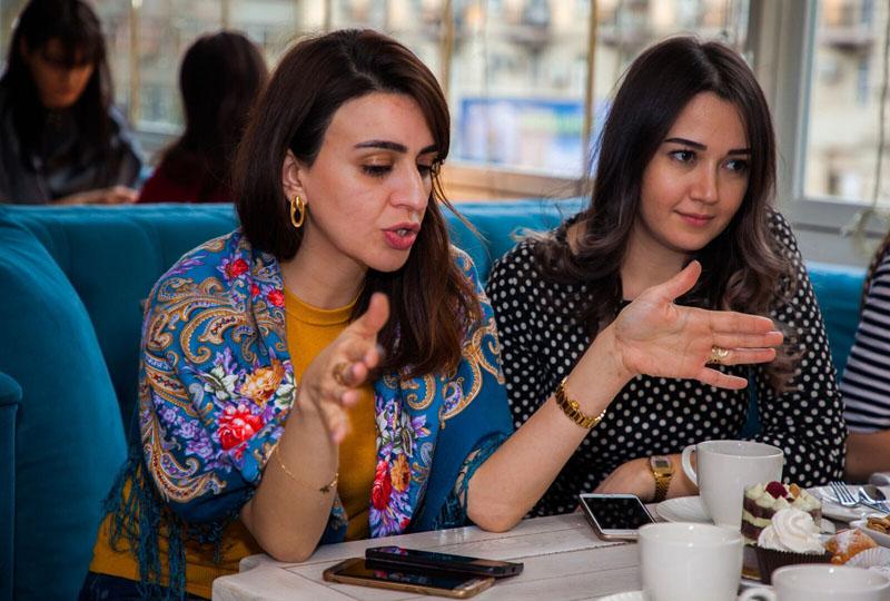 В Баку пройдет очередной турнир по нардам среди женщин