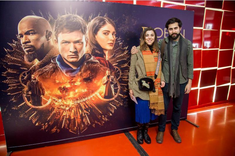 «Робин Гуд: Начало» выходит на экраны в Баку