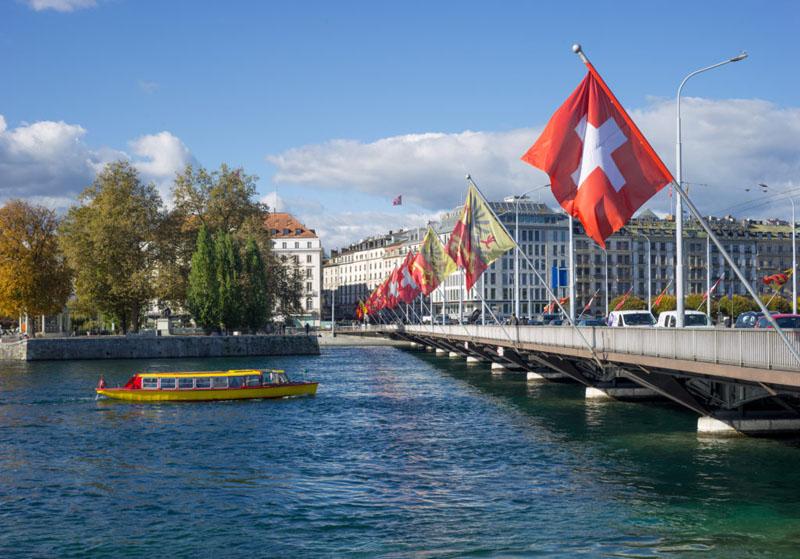 Необыкновенно прекрасная Женева - Часть 2 [ФОТО]