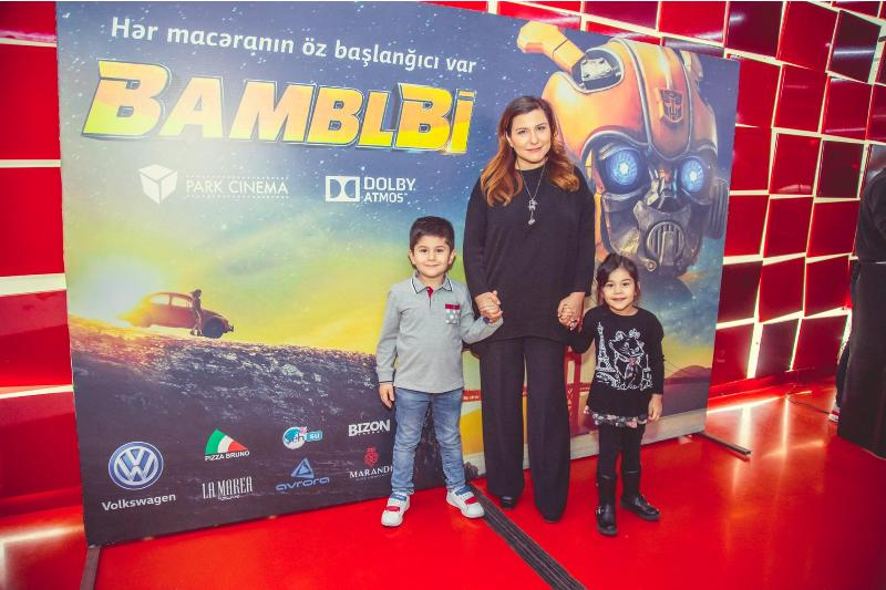 «Бамблби» в Баку