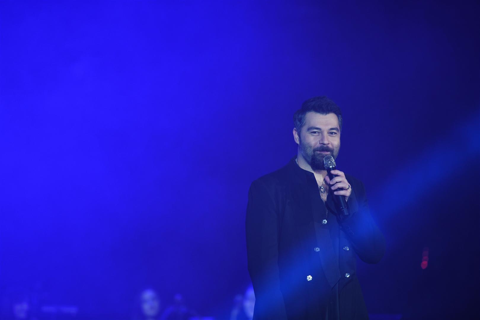 В Баку с концертом выступил Алексей Чумаков