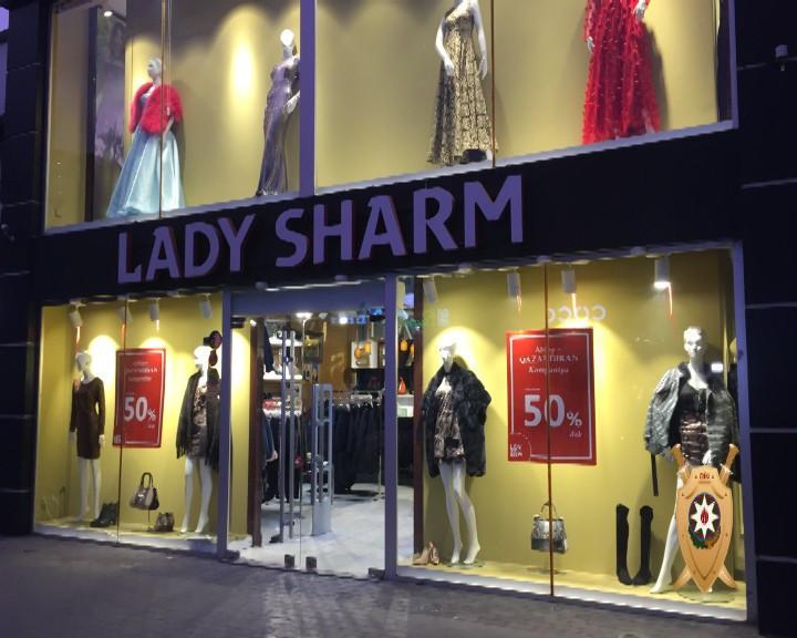 """Полиция провела спецоперацию в сети магазинов """"Lady Sharm"""", есть задержанные"""