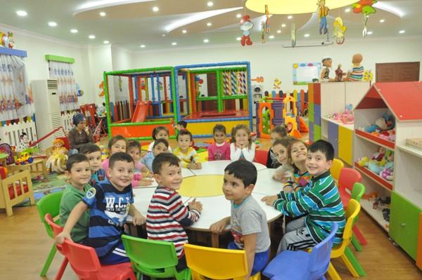 """ИВ Баку: В детских садах не зарегистрировано случаев заражения корью и """"свиным гриппом"""""""