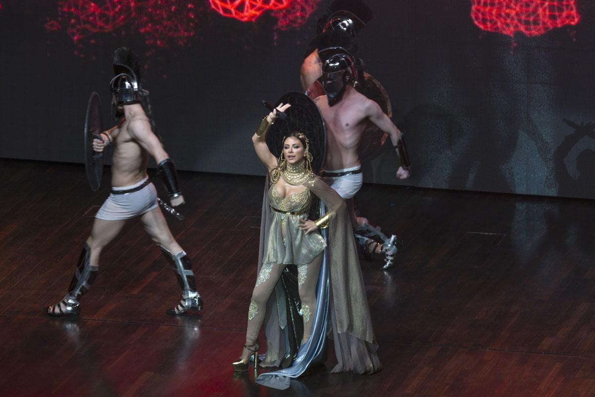Невероятное шоу «DIVA» Ани Лорак в Баку