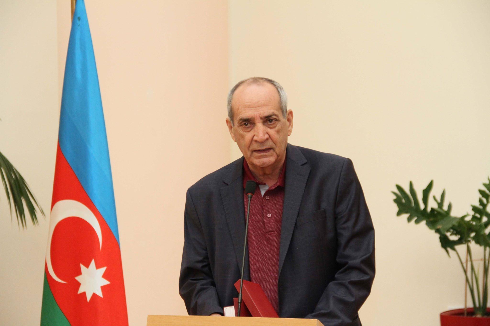 Президент Ильхам Алиев позвонил народному артисту Расиму Балаеву