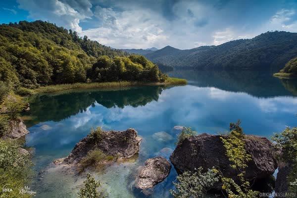 Водные ресурсы освобожденных территорий Азербайджана оцениваются в 2 млрд кубометров – вице-премьер