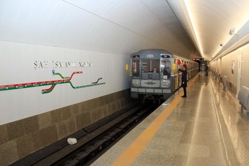 Объявлена дата открытия станции метро «Хатаи»