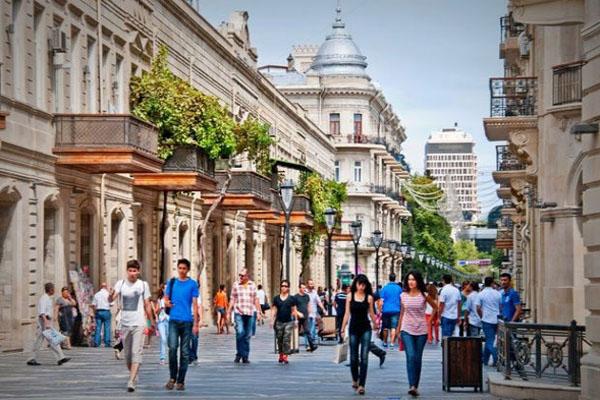 Население Азербайджана перешагнуло 10 миллионов
