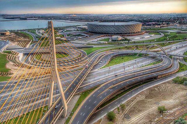 В рамках проекта Baku White City началось проектирование нового проспекта шириной 80 метров