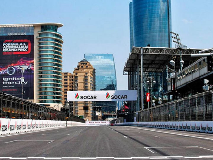 Баку хочет совместить Гран-при Азербайджана Ф-1 и Евро-2020