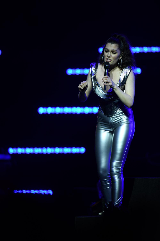 Джесси Джей выступила с концертом в Баку в рамках Formula 1: Azerbaijan GP