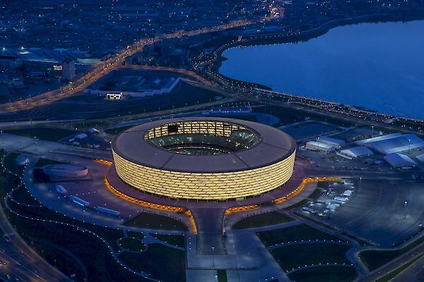 На финал Лиги Европы в Баку приедут более 30 тысяч иностранцев