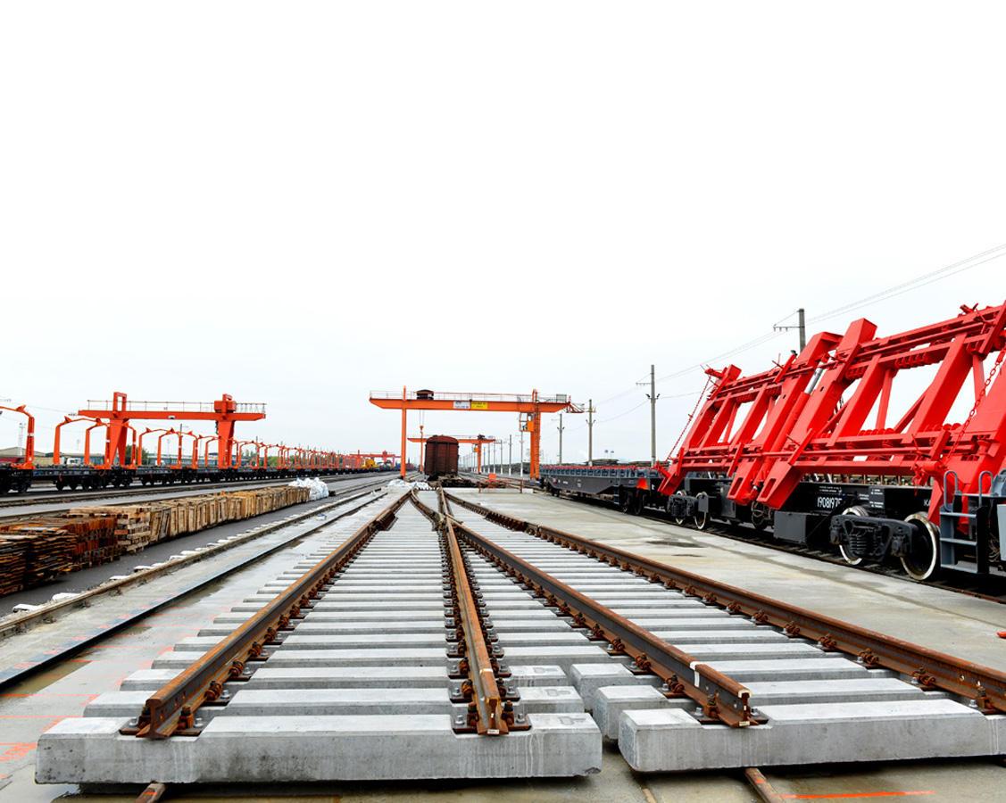 В Азербайджане будет отремонтировано 1500 километров железной дороги