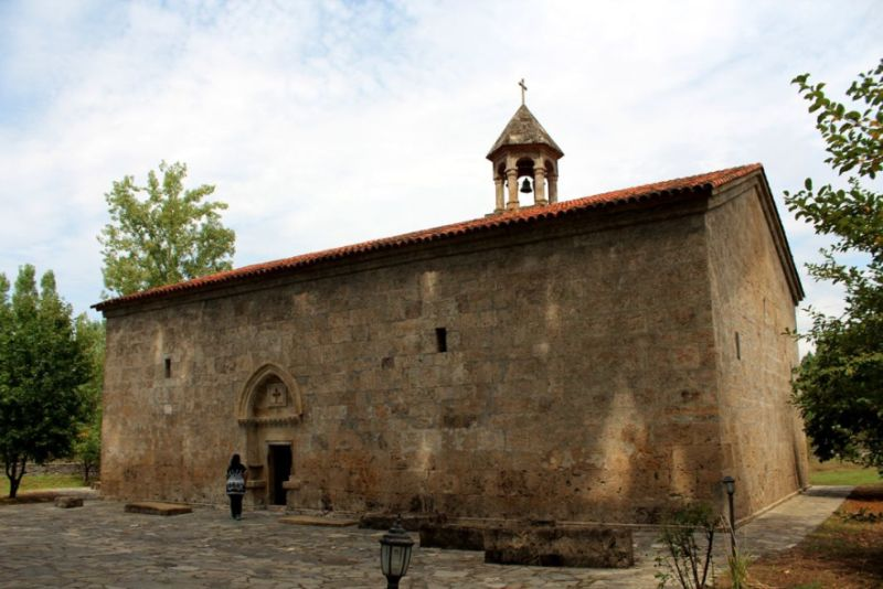 Древнее село Азербайджана - Нидж