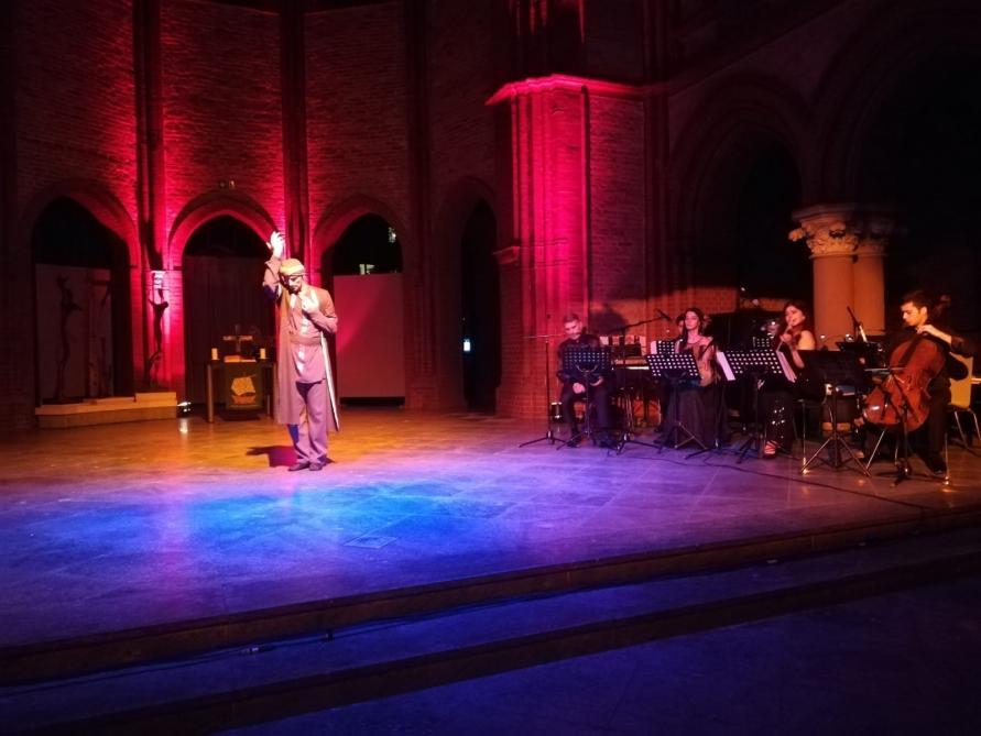 В Берлине состоялся концерт в честь 650-летия Имадеддина Насими