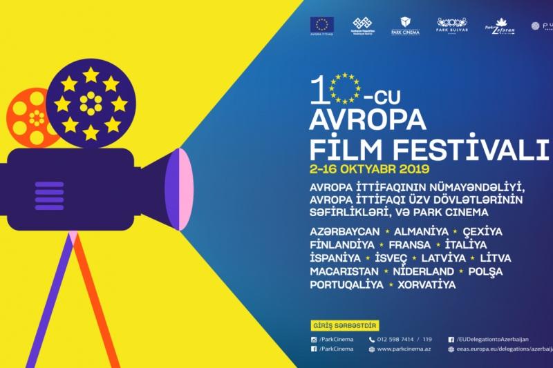 X Фестиваль Европейских фильмов в Баку