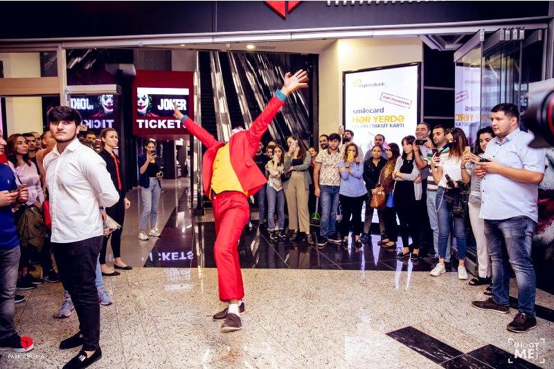 Долгожданный «Джокер» представлен в Баку