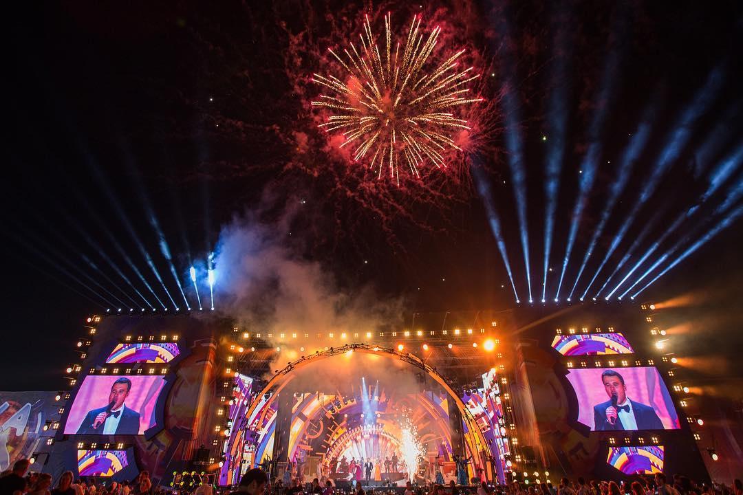 Организаторы определились с концепцией фестиваля «Жара 2020»