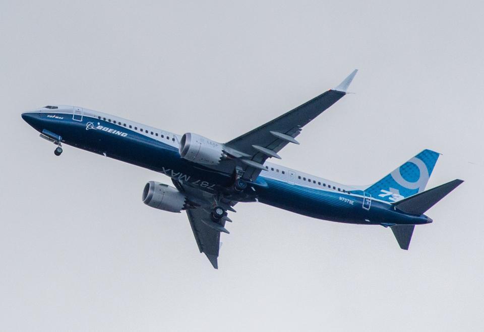 Эксплуатация Boeing 737 MAX может быть возобновлена