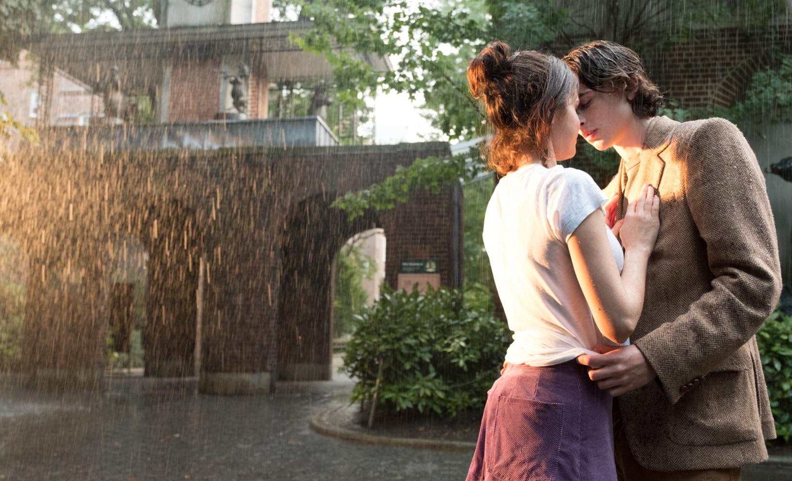 """В Баку начался показ фильма Вуди Алена """"Дождливый день в Нью-Йорке"""""""