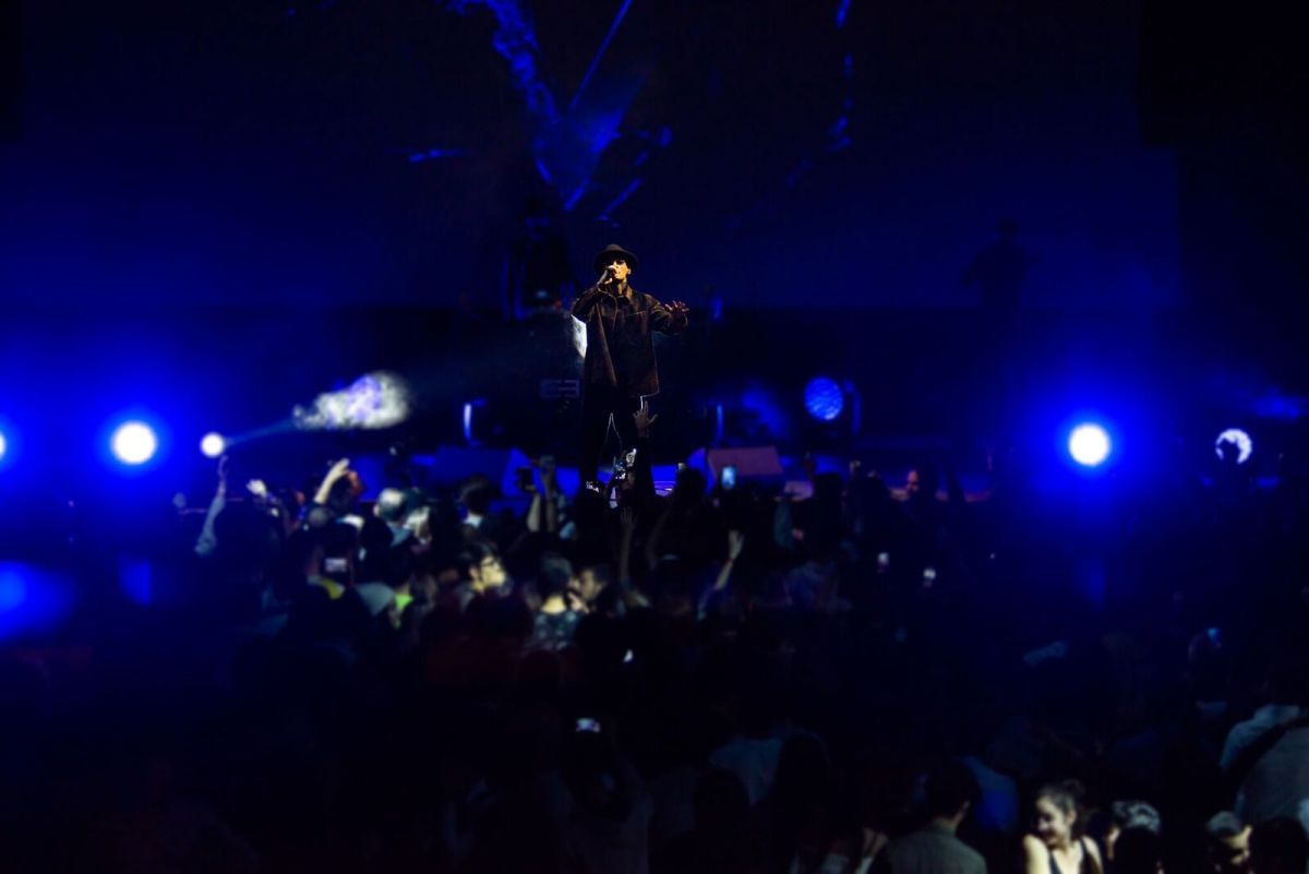 Matrang выступил в Баку