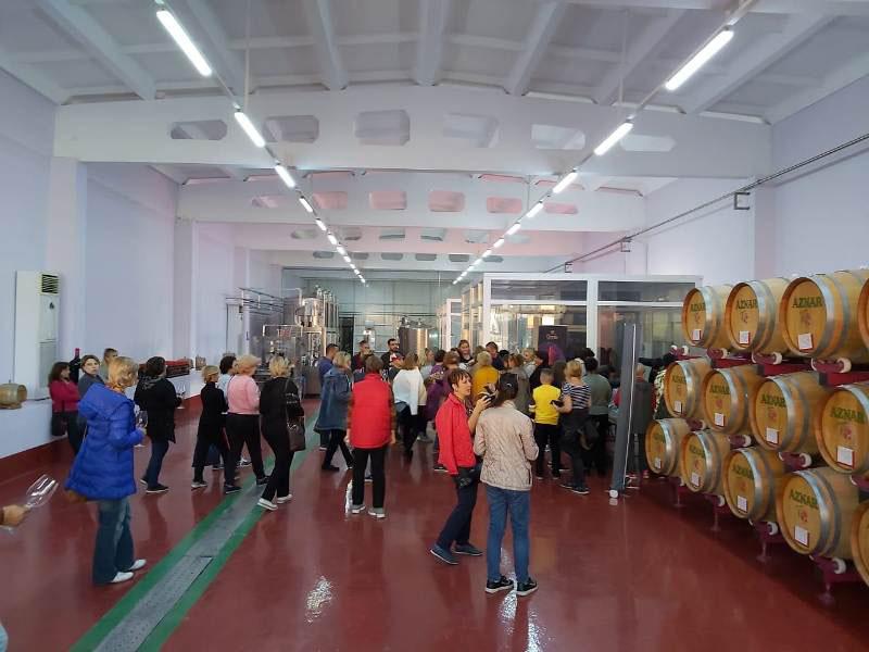 Фестиваль граната в Гейчае