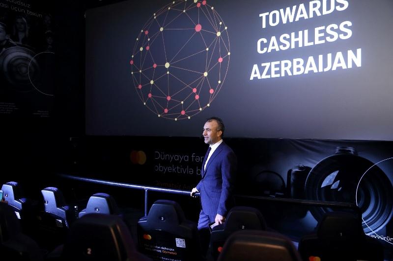 Mastercard приступила к реализации ряда проектов в Азербайджане и эти проекты направлены на повышение уровня безналичных платежей