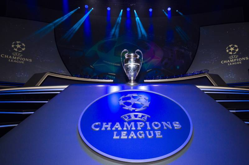 Результаты жеребьевки 1/8 финала Лиги чемпионов УЕФА 2019/20